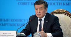 Президент КР: Нам нужно работать над развитием электронной торговли