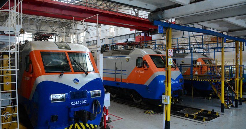 Казахстан будет поставлять локомотивы в Таджикистан