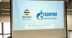 Beeline и «Газпром Кыргызстан» придумали сервис, который нужен всем