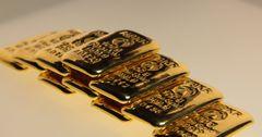 За месяц унция золота подешевела на $144.6