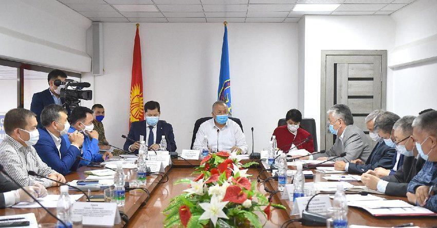 Контроль за соблюдением карантинного режима в Бишкеке будет усилен