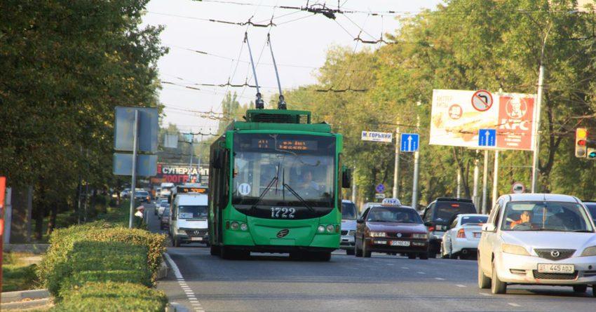 Общественный транспорт оштрафован на полмиллиона сомов