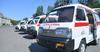 Фонд «Ильшат» передал медучреждениям пять карет скорой помощи на 10.2 млн сомов