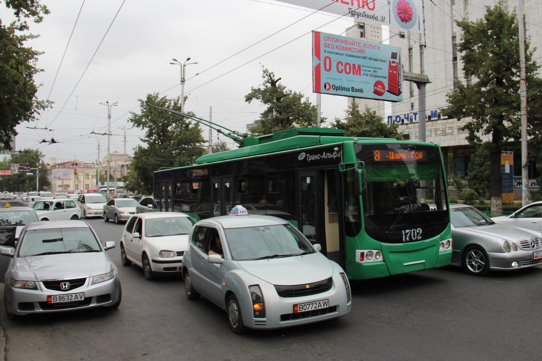 В Минздраве рассказали, как будет работать общественный транспорт в Бишкеке