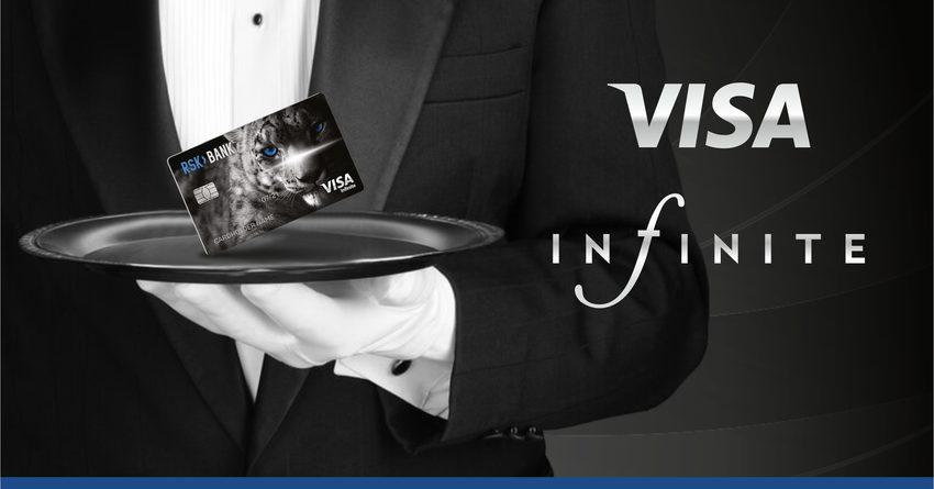 Запущена услуга «Консьерж сервис» для держателей премиальной карты Visa Infinitie