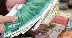 Средняя заработная плата в КР составляет 16 тысяч 287 сомов