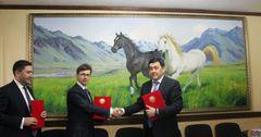 Правительство КР и «Чаарат» подписали  соглашение о режиме стабилизации