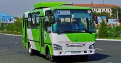 В КР поставят 350 экологичных автобусов узбекского производства