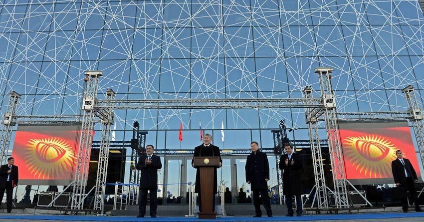 Атамбаев: российские министерства нас кинули