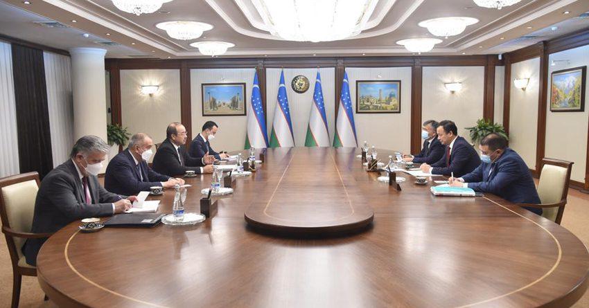 Узбекистан готов оказать помощь КР для развития экономики