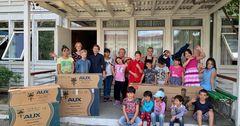 «Банк Компаньон» поздравил юных кыргызстанцев с Днем защиты детей