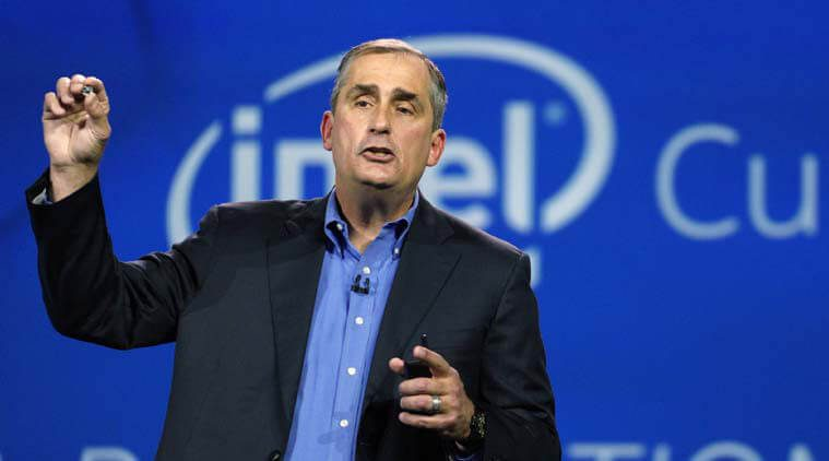 Глава Intel покинул компанию из-за отношений с сотрудником