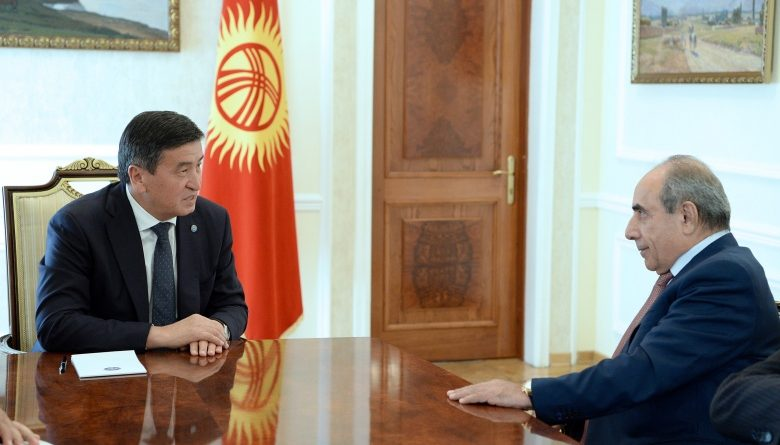 Кыргызстан и Азербайджан обсудили совместную реализацию энергопроектов