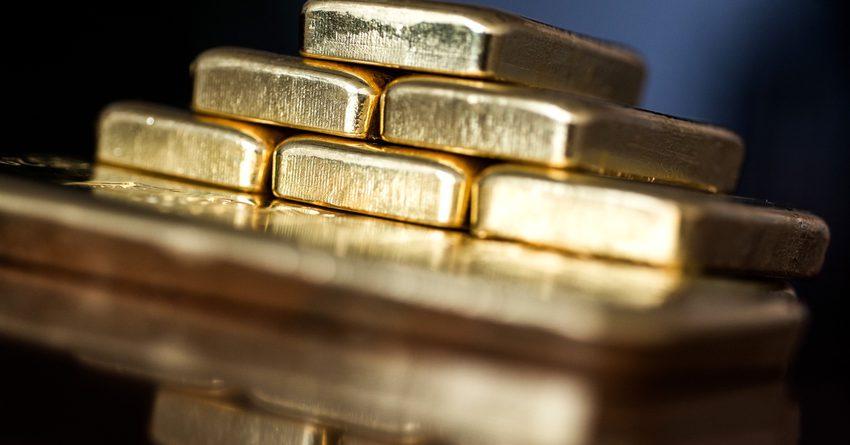 Кыргызстан сократил экспорт золота в Швейцарию в пользу Великобритании