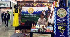 Кыргызстан поучаствовал в крупнейшей азиатской турвыставке KOREA TRAVEL FAIR – 2017