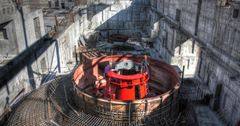 Евразийский фонд стабилизации одобрил выделение $110 млн на гидроагрегат для Камбаратинской ГЭС-2
