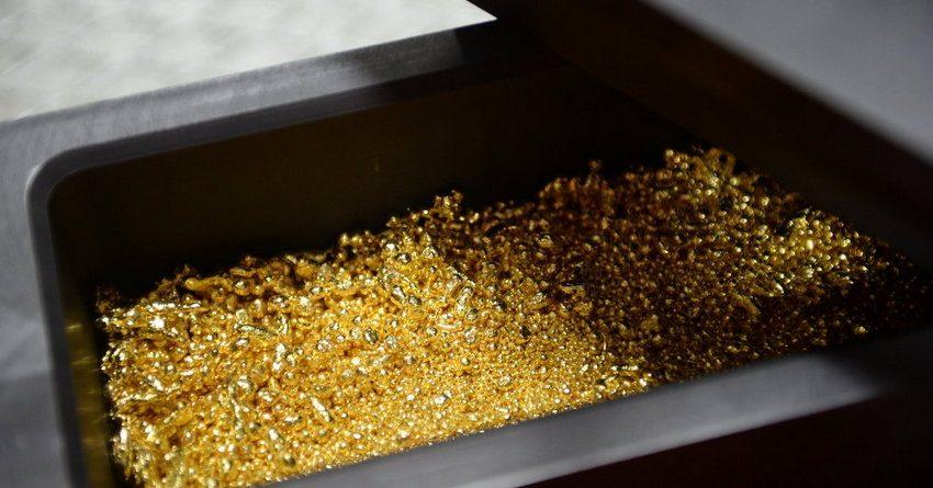 За январь на руднике Макмалзолото добыто более 27 кг драгметалла