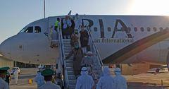 Из Пакистана вернулись 94 кыргызстанца