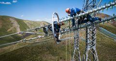 За 10 месяцев электрические компании потратили на ремонт 1.7 млн сомов