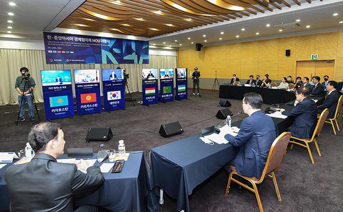 Южная Корея и страны ЦА создали Деловой совет