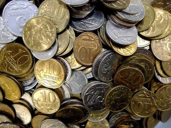 Центробанк РФ перестал чеканить монеты номиналом ниже рубля