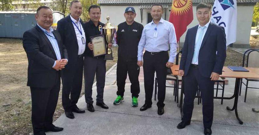 В аэоропорту «Манас» состоялась спартакиада, посвященная Дню гражданской авиации КР