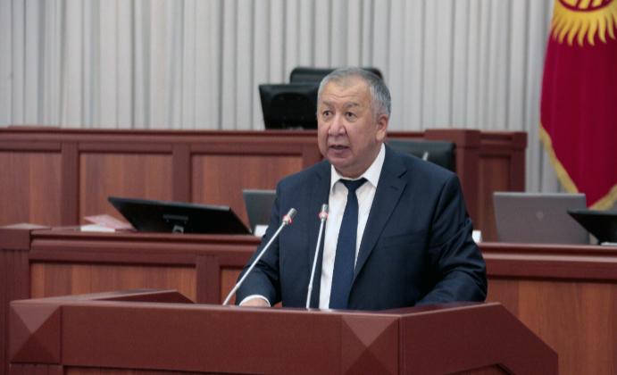 Моя цель заключается в восстановлении экономики страны — Боронов
