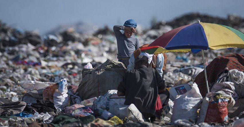 Рекультивация мусорного полигона под Бишкеком обойдется почти в €1.6 млн