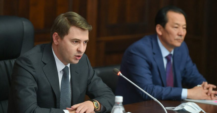 Артем Новиков посетит горнорудные предприятия в Джалал-Абадской области