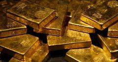 Доля золота в структуре ЗВР Кыргызстана снизилась за месяц на 0.3%