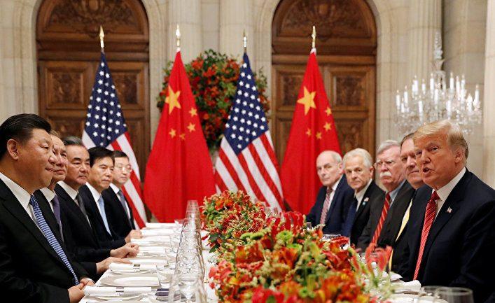 Китай, возможно, откажется от торговых переговоров с США