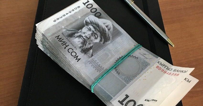 Жогорку Кенеш одобрил бюджет КР на новый год с дефицитом в 20 млрд сомов