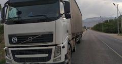 Сотрудники таможни задержали грузовик с контрабандой на 983.4 тысячи сомов