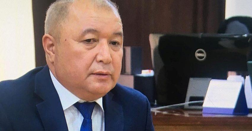 Задержан бывший глава ГСБЭП Бакир Таиров