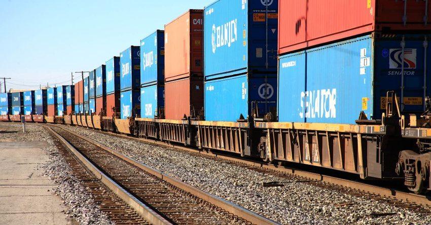 Объем контейнерных перевозок в этом году увеличился на 60%