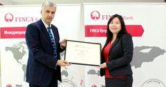 FINCA Банк получил главную награду международной премии МФЦ «Innovation Award»