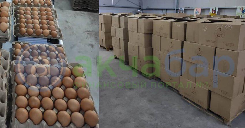 Бишкек может остаться без куриного яйца из-за проблем с поставками