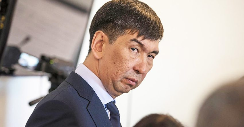 Мэр Бишкека подал в оставку