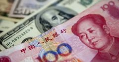Курс юаня к доллару упал до 8-летнего минимума