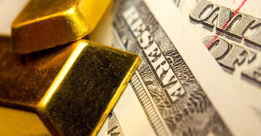 Запасы золота Кыргызстана в структуре ЗВР увеличились на 0.8% - до 9.4%