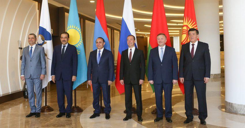 Подведены итоги заседания межправительственного совета ЕАЭС