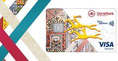 Demir Bank выпустит бесконтактную карту Visa с символикой Всемирных игр кочевников