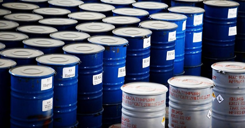 Атамбаева и Назарбаева просят решить проблему поставок уранового сырья на КГРК
