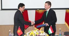 КР и Венгрия будут сотрудничать в финансовом и банковском секторах