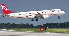 С 1 июля Georgian Airways возобновит рейсы по большинству направлений