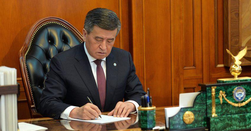 Президент принял отставку Мухаммедкалыя Абылгазиева