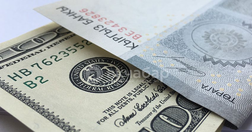 Кыргызстанцы за месяц перевели в Россию $35.8 млн