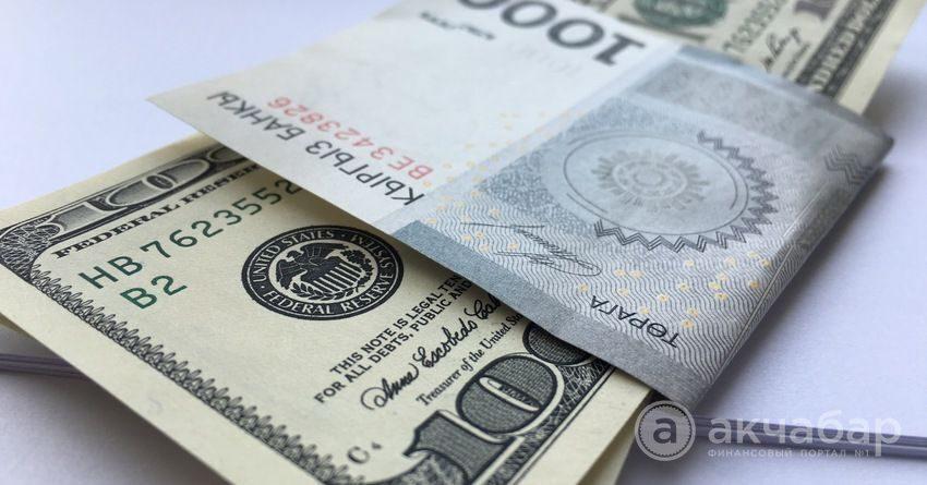 Долларовые кредиты стали популярнее у кыргызстанцев