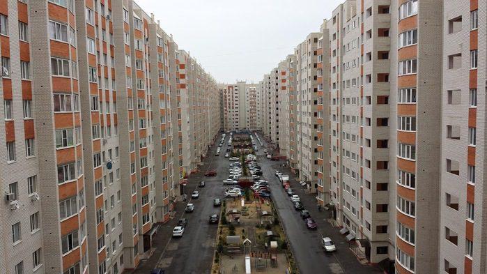С начала 2021 года в ЕАЭС введено 29 млн кв. метров жилья
