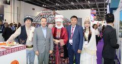 Туроператоры Кыргызстана принимают участие в выставке Arabian Travel Market – 2019